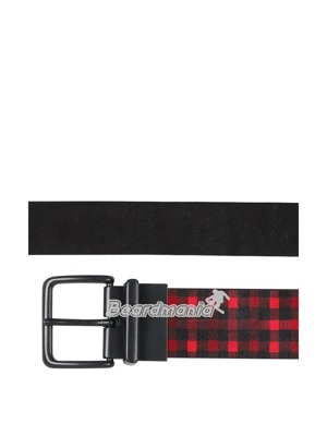 Pásek 686 Lumberwack Reversible red plaid