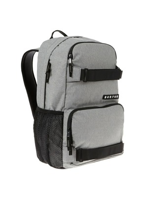 Batoh Burton Treble Yell grey heather 21L