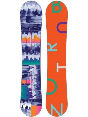 Dámský snowboard Burton Feather 15/16