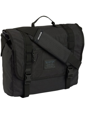 Taška Burton Flint Messenger true black triple ripstop