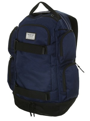 Batoh Burton Distortion medieval blue twill 35l