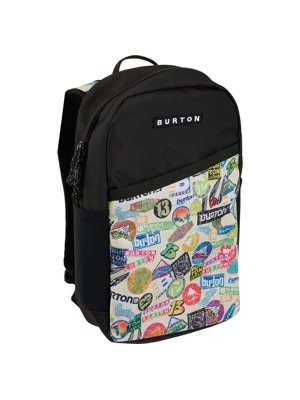 Batoh Burton Apollo sticker print 20l