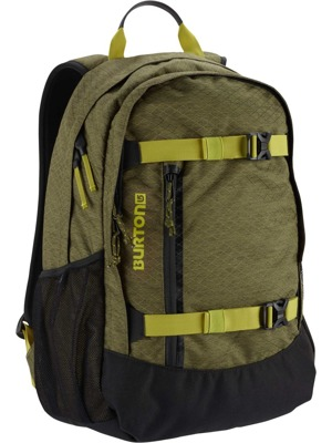 Batoh Burton Day Hiker jungle heather diamond ripstop 25l