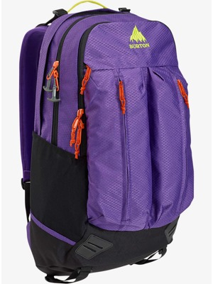 Batoh Bravo grape crush diamond ripstop 29l