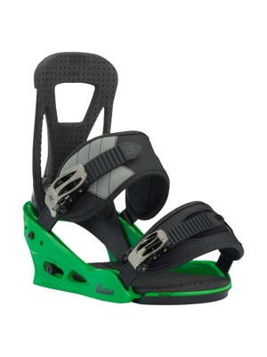 Vázání Burton Freestyle green 16/17