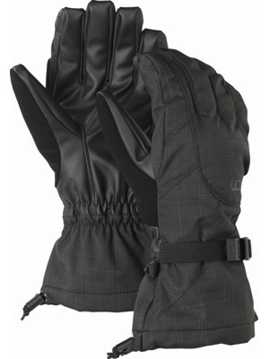 Dámské rukavice Burton Approach glove true black