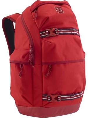 Batoh Burton Kilo chilli pepper twill 27l
