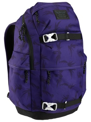 Batoh Burton Kilo grape modern floral 27l
