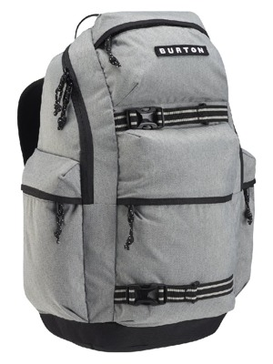 Batoh Burton Kilo 17/18 grey heather 27l