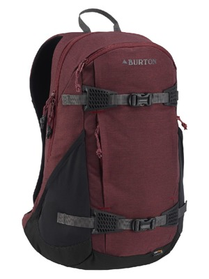 Batoh Burton Day Hiker Fired Brick Heathered Cordura 25l