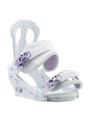 Vázání Burton Citizen white/purple 17/18