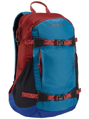 Batoh Burton Wms Day Hiker jaded flight satin 25l