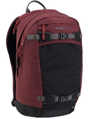 Batoh Burton Day Hiker fired brick heather 28l