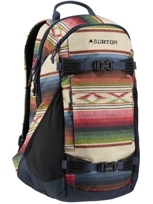 Batoh Burton Wms Day Hiker canvas iris stripe 25l