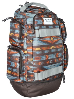 Batoh Burton Distortion painted ikat print 29l