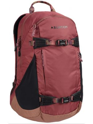 Batoh Burton Wms Day Hiker rose brown flt satin 25l