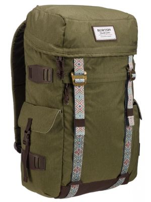 Batoh Burton Annex keef heather 28l