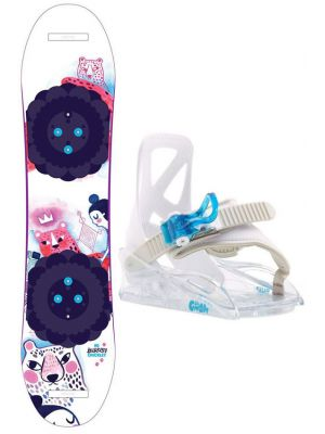 Snowboard set Burton Chicklet 19/20