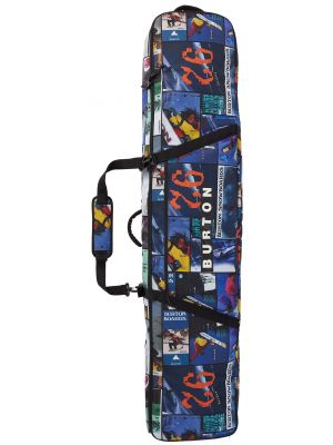 Obal na snowboard Burton Wheelie Gig Bag Catalog Collage Print