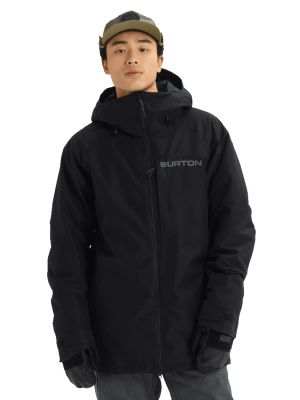 Panská bunda Burton GORE‑TEX Radial Insulated True Black