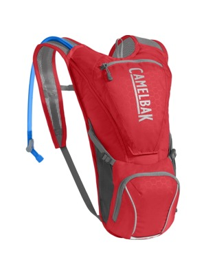 Batoh CamelBak Rogue racing red/silver 5l