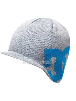 Kulich DC Big Star Visor heather grey