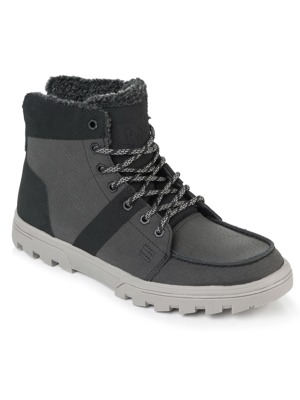 Boty DC Woodland SE black/grey/black