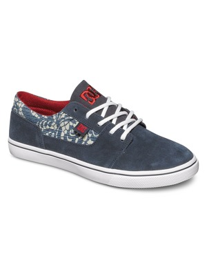 Boty DC Tonik W Se dark denim/ white