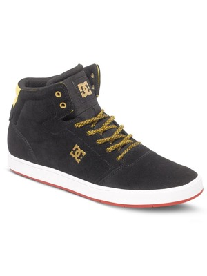Boty DC Crisis High black/ gold