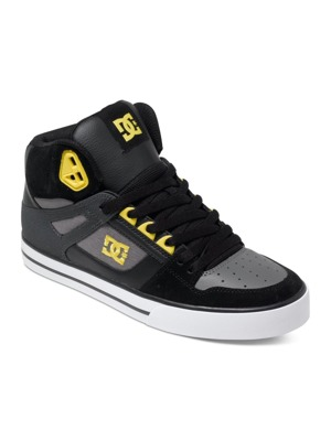 Boty DC Spartan Hi Wc black/ yellow