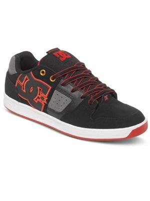 Boty DC Sceptor black/ grey/ red