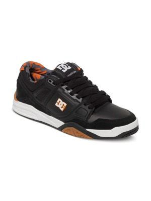 Boty DC Stag 2 JH black/ black/ orange