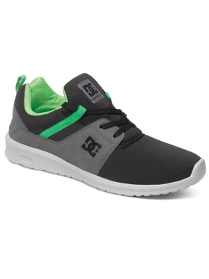 Boty DC Heathrow black/ grey/ green