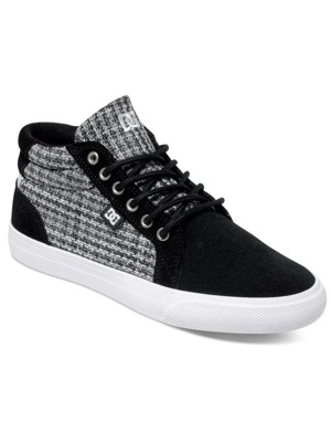 Boty DC Council Mid SE black/ white/ grey