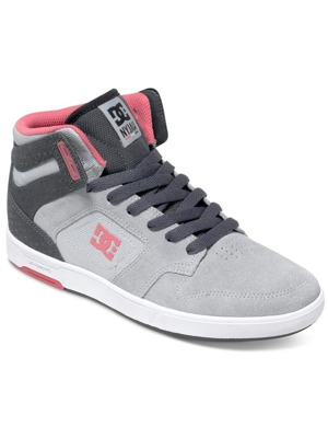 Boty DC Nyjah High Se grey/ black