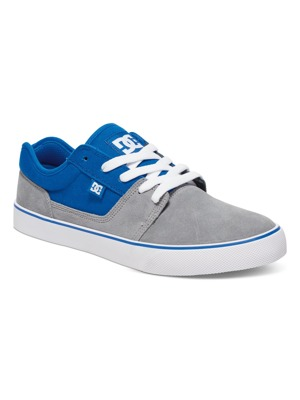 Boty DC Tonik grey/ white/ blue