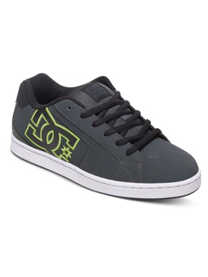 Boty DC Net grey/ black/ green