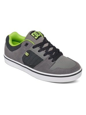 Boty DC Course 2 grey/ grey/ green