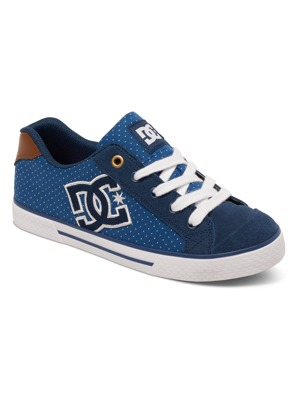 Boty DC Chelsea Se blue/ brown/ white
