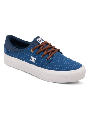 Boty DC Trase Tx Se blue/ brown/ white