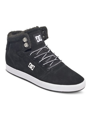 Boty DC Crisis High Wnt black/ white