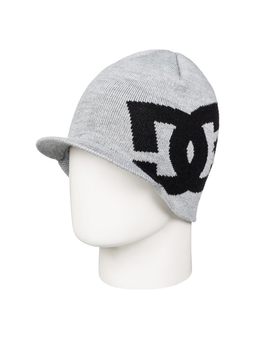 Kulich DC Big Star Visor heather grey z kategorie Kulichy, čepice zimní.