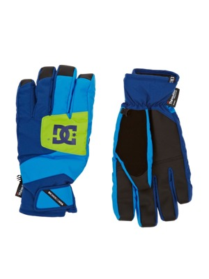 Rukavice DC Seger Over 15 mazarine blue