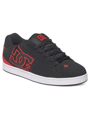 Boty DC Net black/red