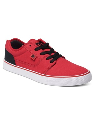 Boty DC Tonik black/red/white