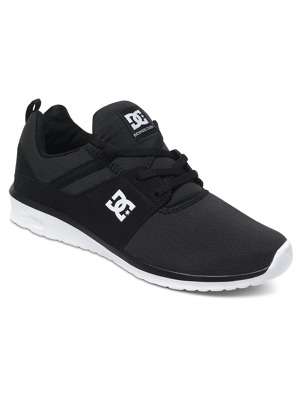 Boty DC Heathrow black/white