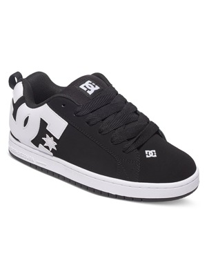Boty DC Court Graffik black