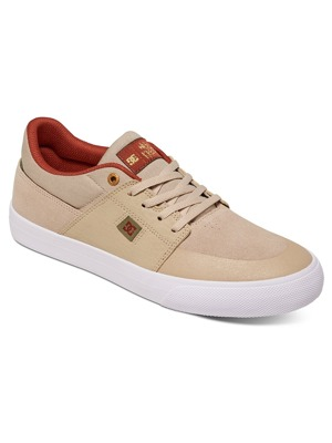 Boty DC Wes Kremer tan/brown
