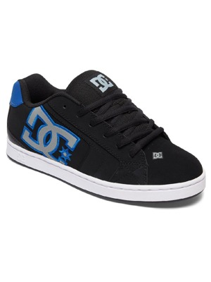 Boty DC Net black/armor/royal