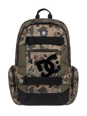 Batoh DC The Breed duck camo 26l